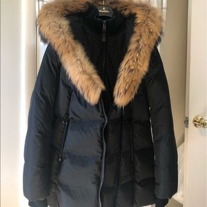 Mackage down coat excellent condition